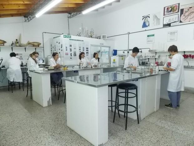 Resultado de imagen de laboratorio escolar